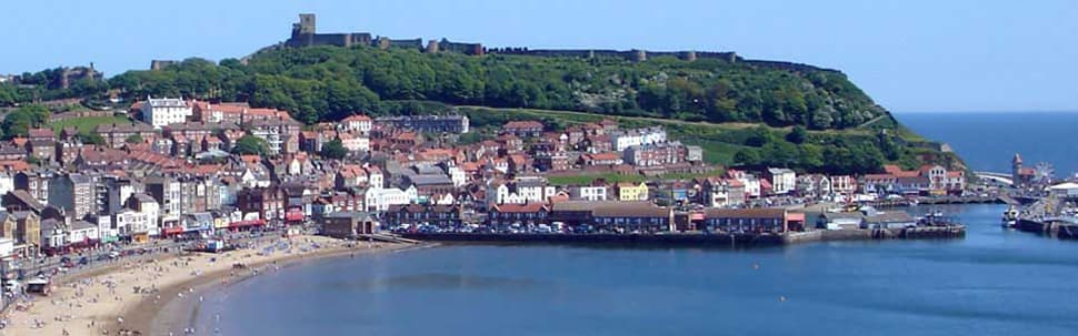 Scarborough South Bay, Yorkshire Coast
