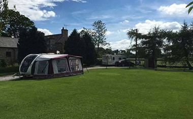 Stackstead Farm Tourers & Tents