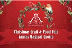 Christmas Craft and Food Fair, Sledmere House