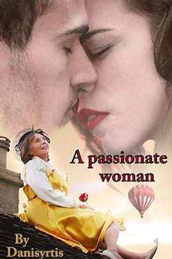 A Passionate Woman  Poster