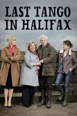 Last Tango in Halifax  Poster