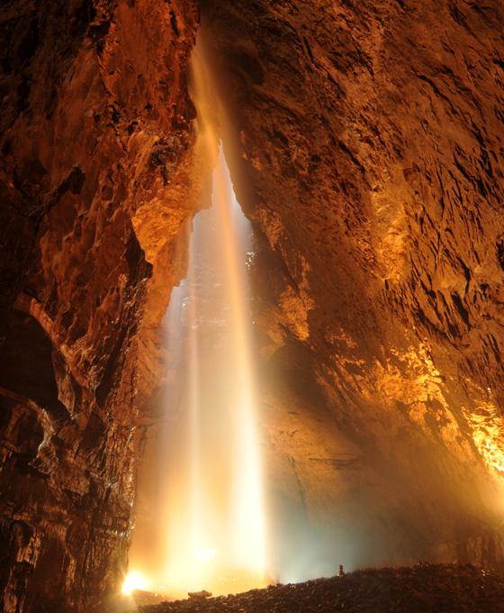 Clapham Ingleborough Cave And Nature Trail