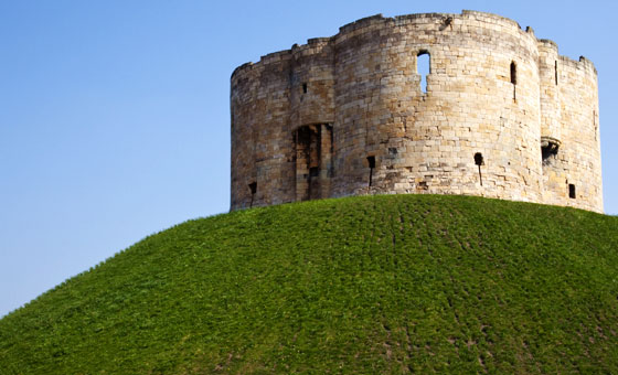 Clifford Tower, York